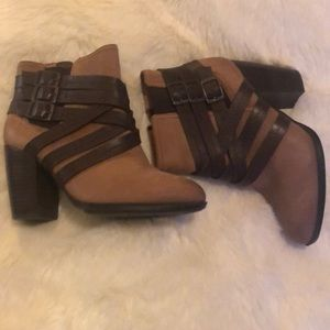 Sofft brand booties from Nordstrom